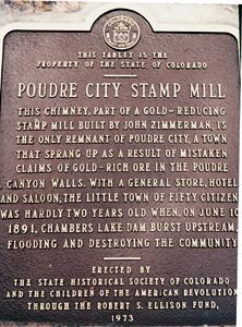 stamp mill marker